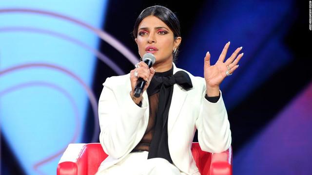 بھارتی اداکارہ پریانکا چوپڑا کی جانب سے پاکستان کے خلاف ایٹمی جنگ کے مشورے پر اقوامِ متحدہ کا ردِ عمل آگی