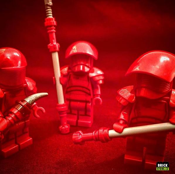 Update minifigurek LEGO Star Wars