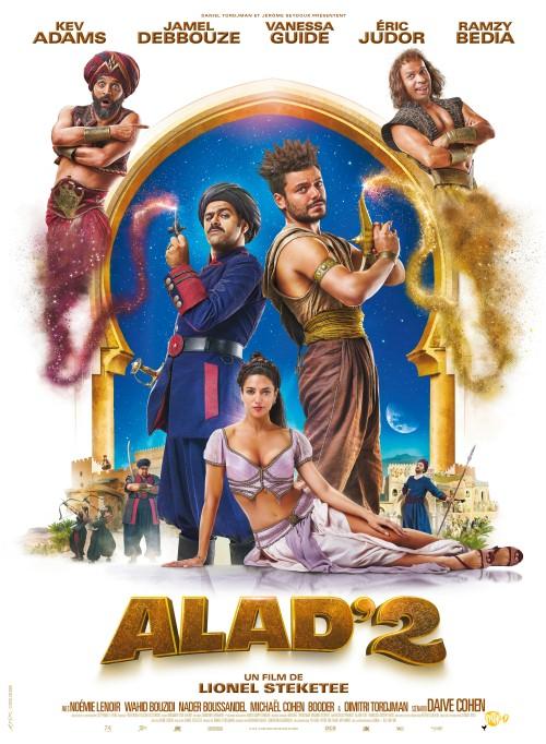 Całkowicie nowe przygody Aladyna / Alad2 (2018) PL.720p.BRRip.XViD.AC3-MORS / LEKTOR PL