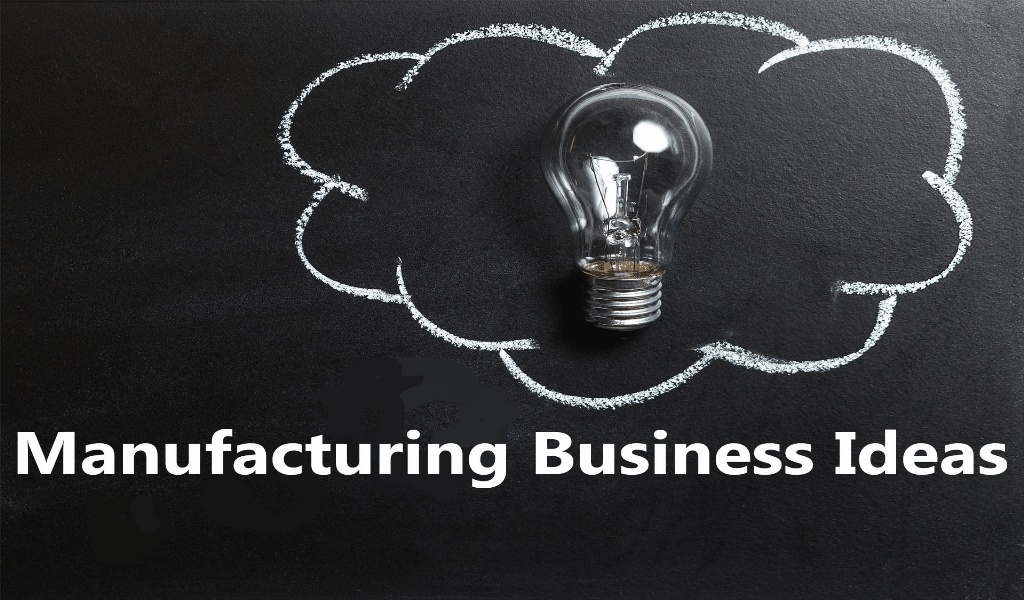 Business Manufacturing Plan
