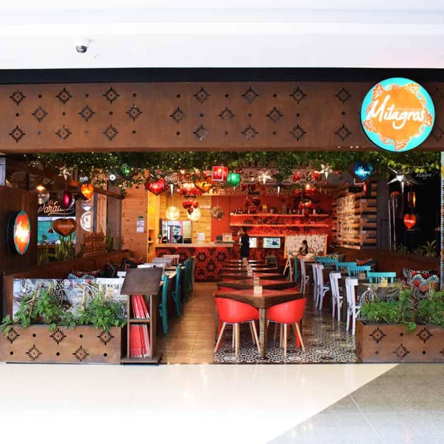 Restaurante Milagros | Centro Comercial Mayorca Medellín