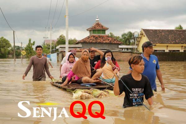 BMKG Prakirakan 5 Provinsi Siaga Banjir pada 22-23 Februari