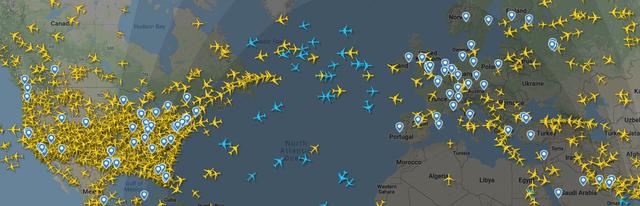 live-air-traffic