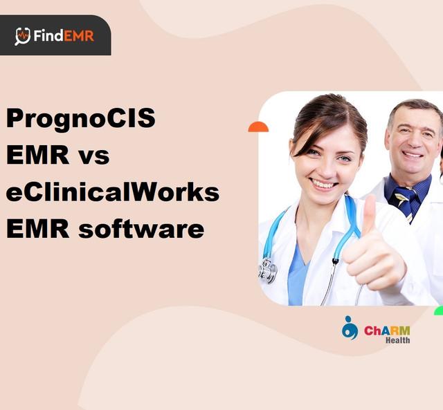 Progno-CIS-EMR-vs-e-Clinical-Works-EMR-software