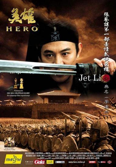 Hero / Ying xiong (2002) PL.BRRip.XviD-GR4PE | Lektor PL