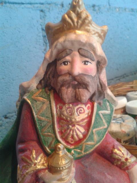 Rey adorador
