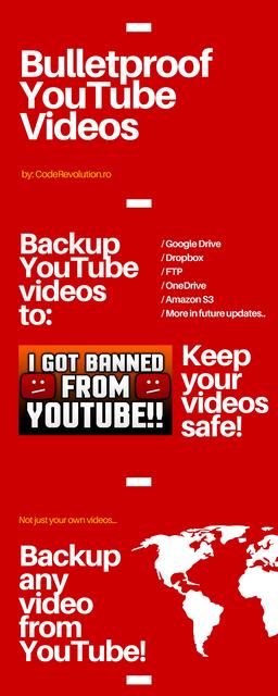 Bulletproof YouTube Videos Plugin