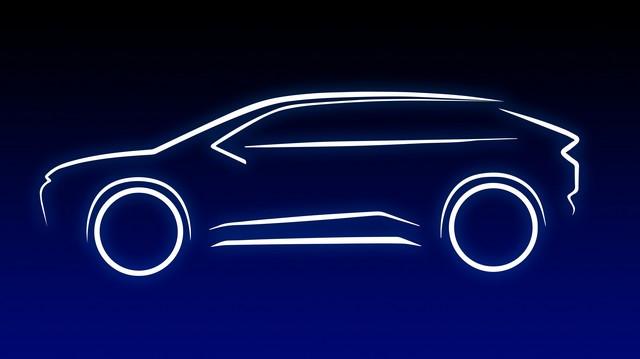 Toyota va lancer un tout nouveau SUV 100% électrique New-bev-suv-high