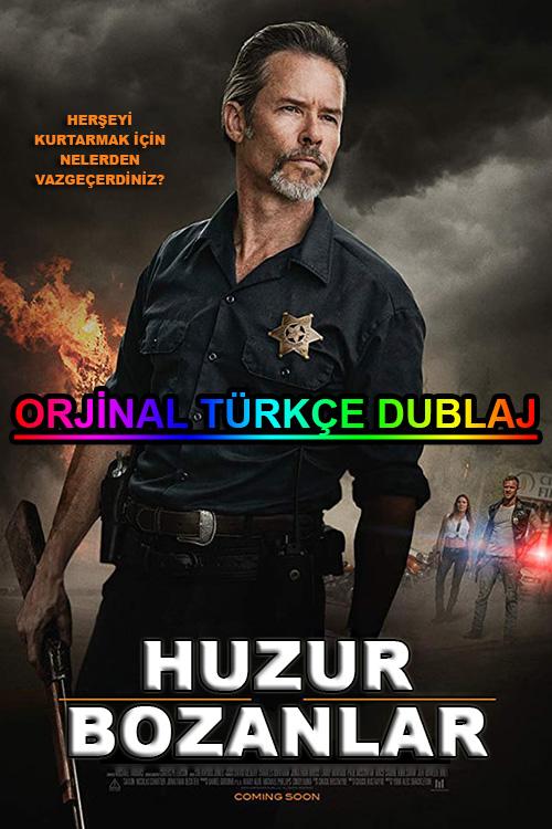 Huzur Bozanlar | Disturbing the Peace | 2020 | BDRip | XviD | Türkçe Dublaj | m720p - m1080p | BluRay | Dual | TR-EN | Tek Link