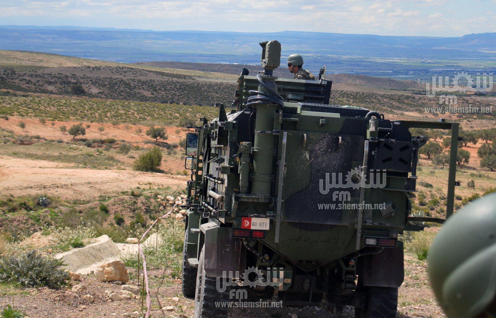 Armée Tunisienne / Tunisian Armed Forces / القوات المسلحة التونسية - Page 16 56870029-2444554708899133-6150453636716560384-o