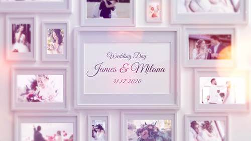 Wedding Slideshow 29923100 - Project for After Effects (Videohive)
