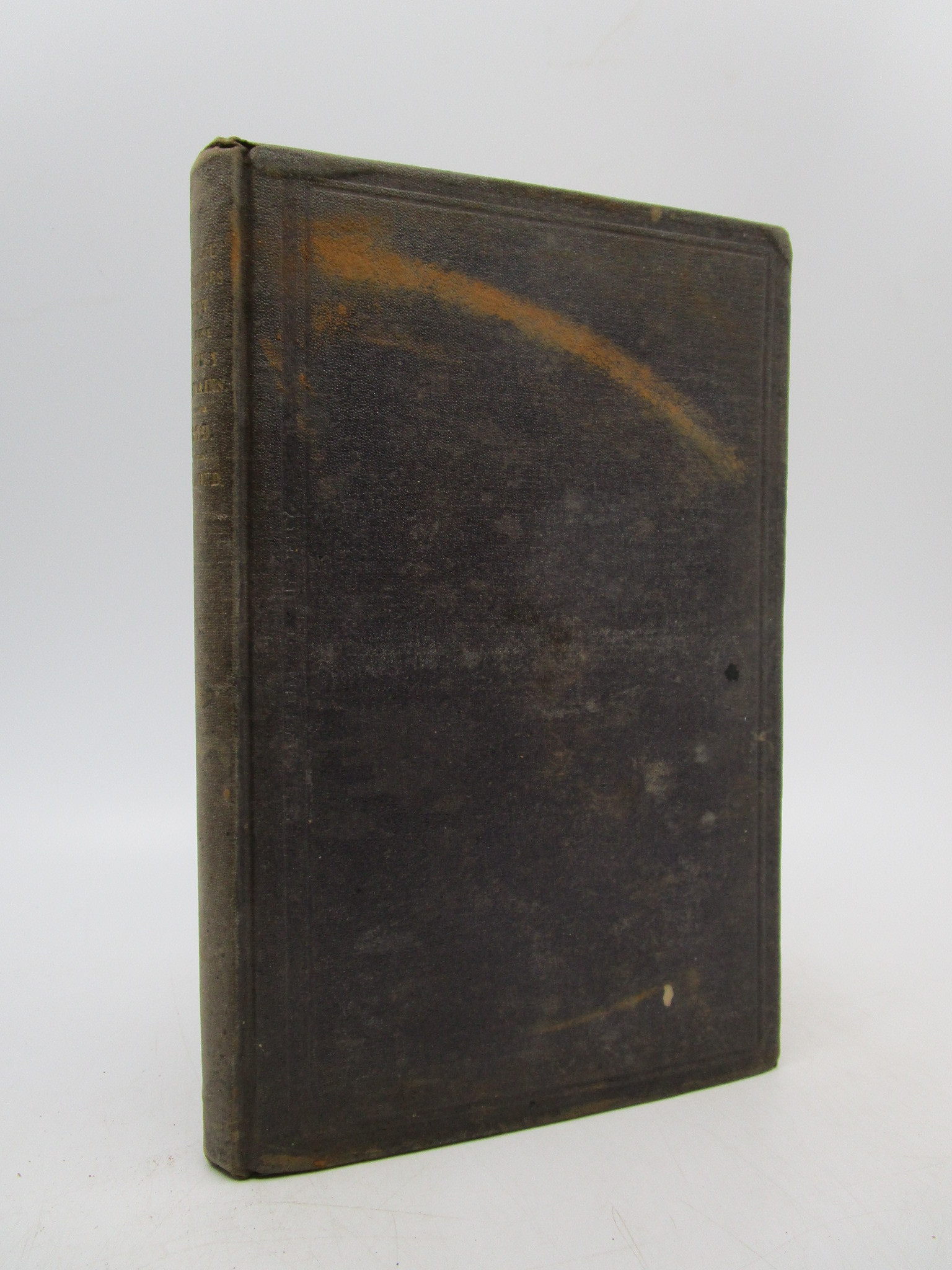 Image for Mineral Resources of the States and Territories West of the Rocky Mountains (First Edition)