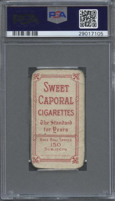 1909-11 T206 Walsh Sweet Cap . B.jpg