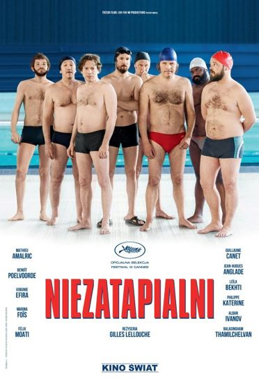 Niezatapialni / Sink or Swim / Le grand bain (2018)  PL.480p.BRRip.Xvid.AC3-SnOoP / Lektor PL