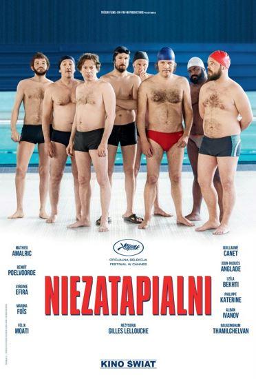 Niezatapialni / Sink or Swim / Le grand bain (2018)  PL.480p.BRRip.Xvid.AC3-SnOoP / Lektor PL
