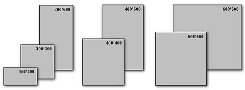 Размеры плитки для ванной комнаты