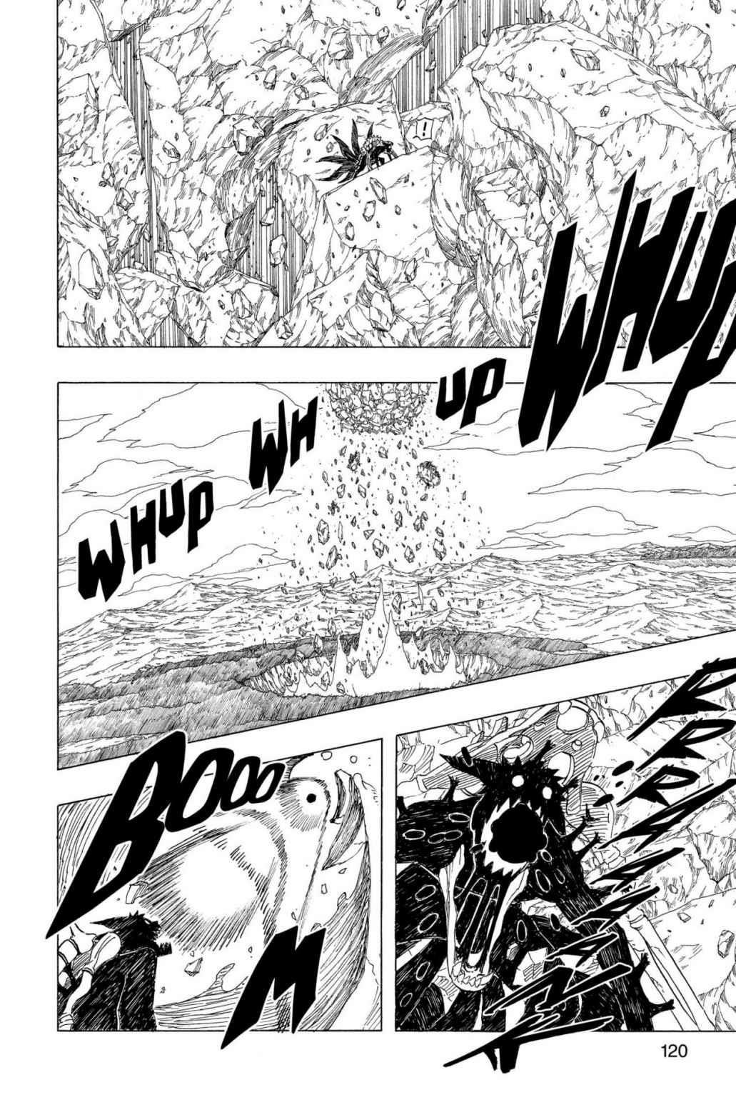 Jiraya vs Nagato - Página 3 0439-004