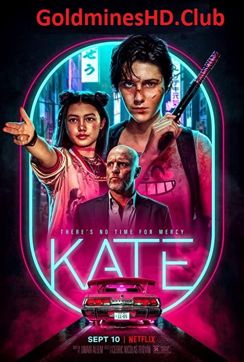 Kate 2021 NF WEB-DL Dual Audio