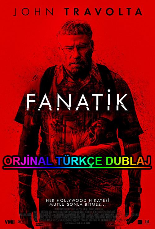 Fanatik | The Fanatic | 2020 | BDRip | XviD | Türkçe Dublaj | m720p - m1080p | BluRay | Dual | TR-EN | Tek Link