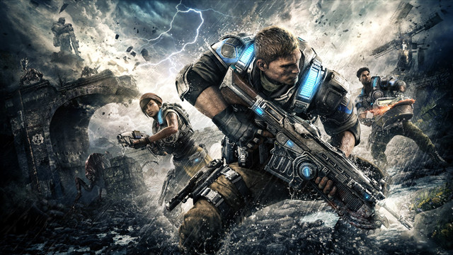 Gears of War 4 v12.0.0.2 (xatab/2016)