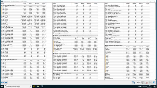 Overclock 8700k + MSI Z370 gaming pro carbon