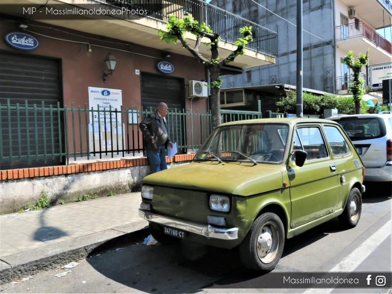 avvistamenti auto storiche - Pagina 16 Fiat-126-CT647160