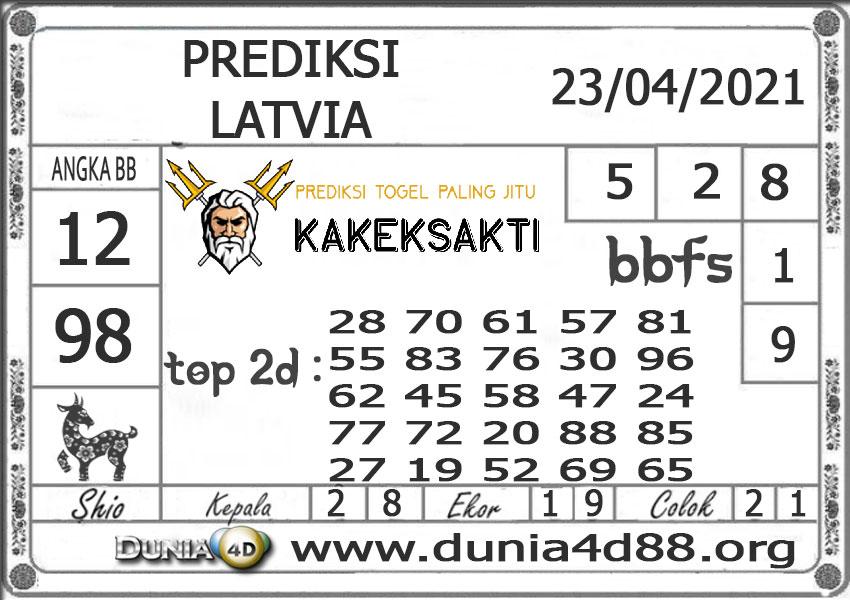 Prediksi Togel LATVIA DUNIA4D 23 APRIL 2021