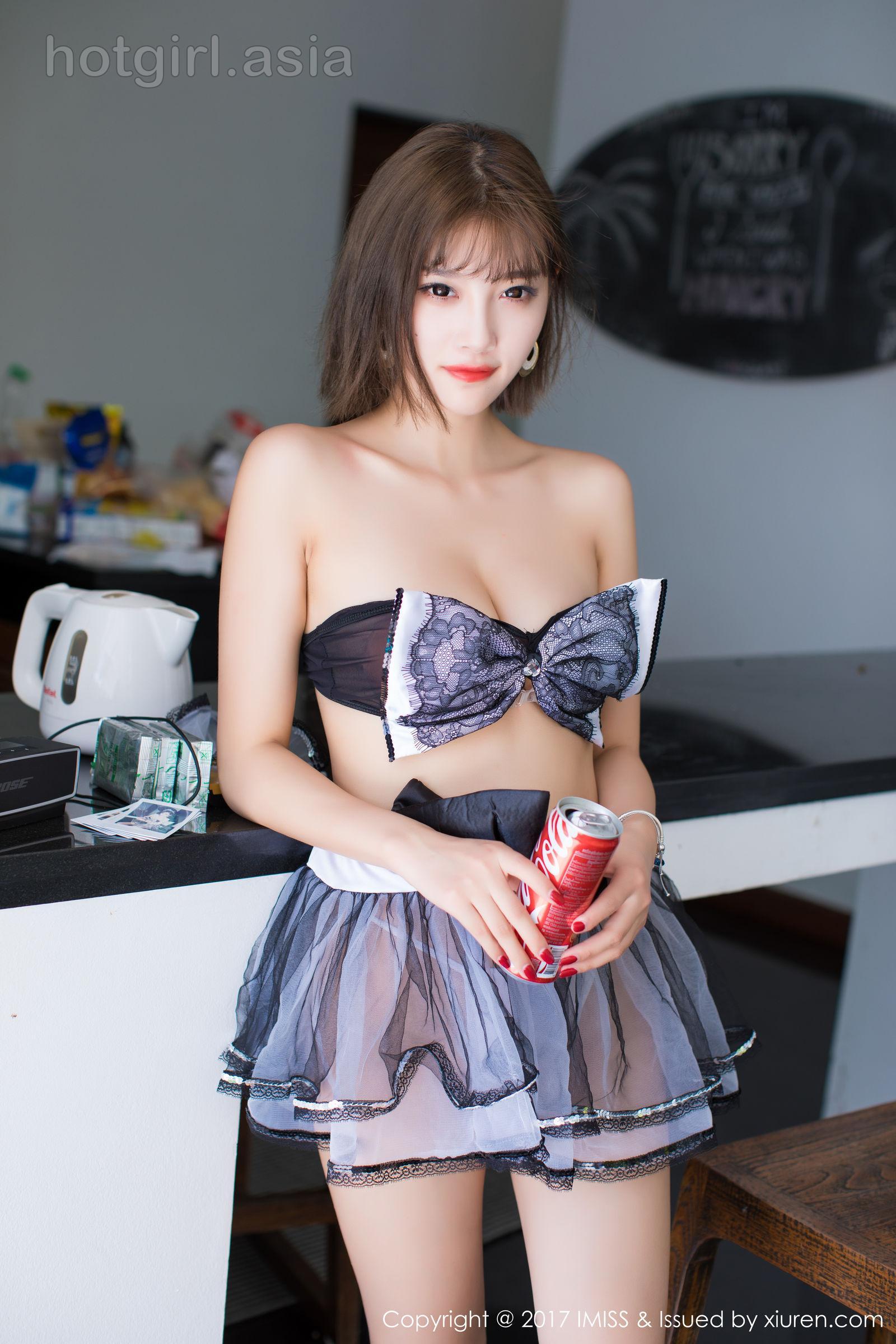 [IMiss 爱 蜜 社] Vol.201 Goddess @ 杨晨晨 sugar-Krabi travel photo shoot