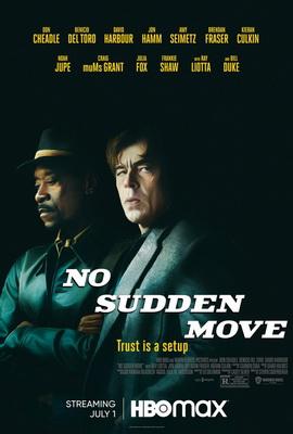 No Sudden Move (2021) UHD 2160p WEBrip HDR10 HEVC AC3 ITA/ENG - ItalyDownload