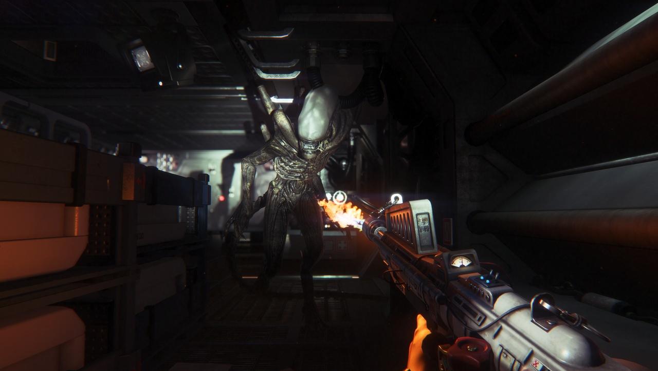 Раскрыта новая игра Alien: Blackout по фильму «Чужой»