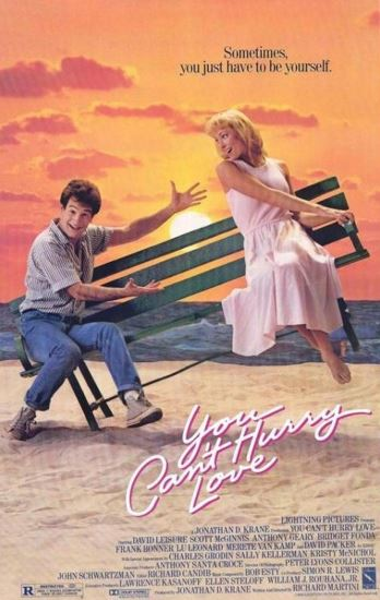 Nie możesz popędzać miłości / You Can't Hurry Love (1988) PL.WEB-DL.XviD-GR4PE | Lektor PL