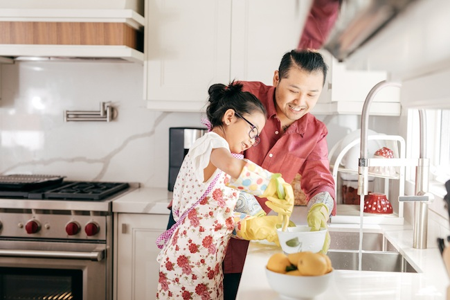 Spring Cleaning Tips for Young Homeowners