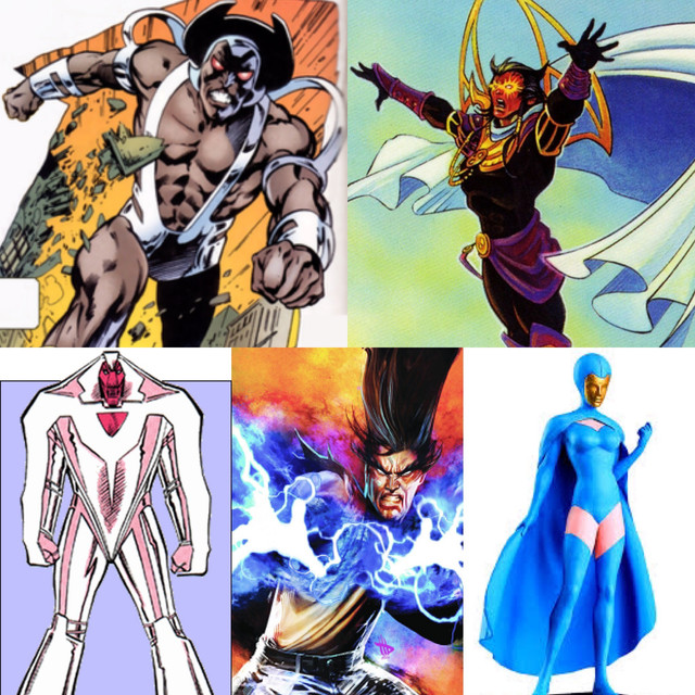 Your Top Ten Wants For Future X-Men Waves - Page 4 - The Fwoosh Forums