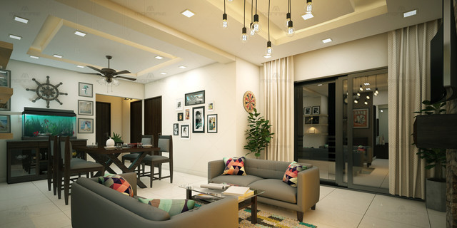 6 Tips for Home Interior Design to Make the Room Feel Loose