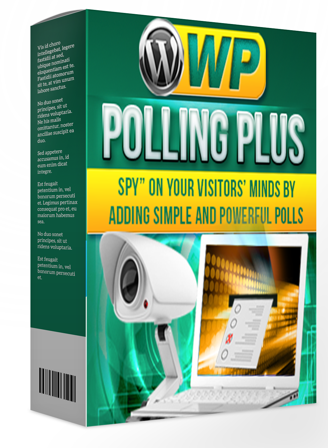 WP Polling Plus Whitelabel