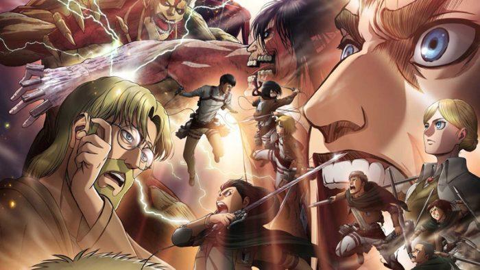 Attack on Titan Season 3 Part 2 Umumkan Visual Terbaru