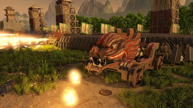歡迎來到叢林 《Total War: THREE KINGDOMS》《The Furious Wild》擴展包將於9 月3 日推出 Juggernaut