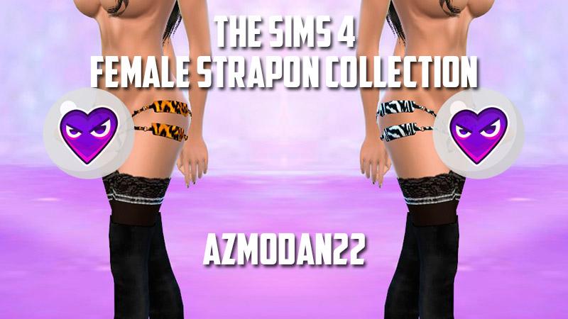 Azmodan22 Female Strapon Collection v3 (18+)