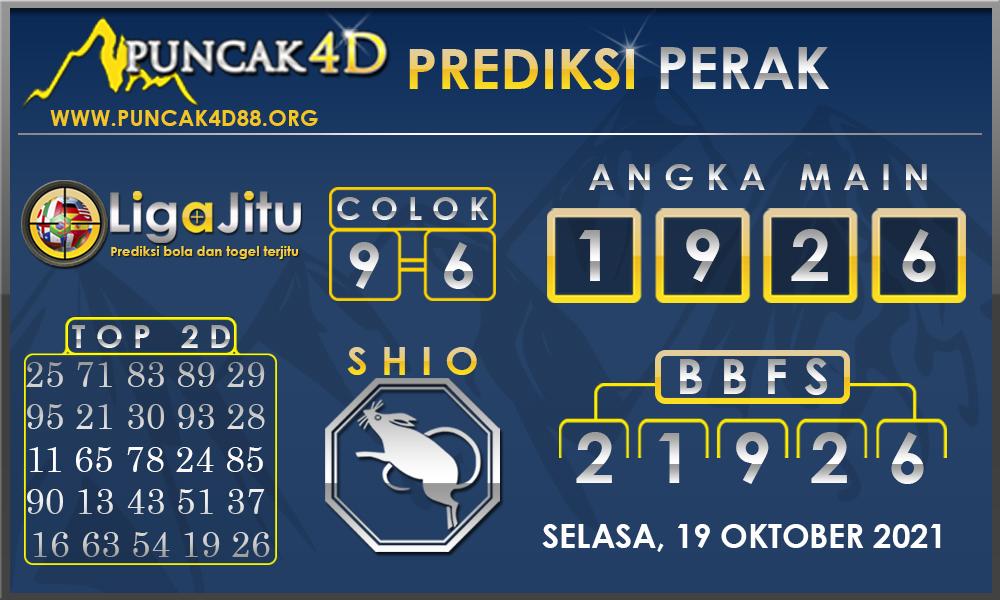 PREDIKSI TOGEL PERAK PUNCAK4D 19 OKTOBER 2021