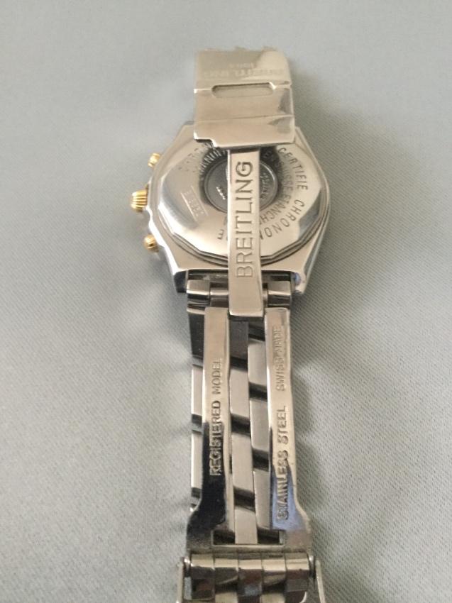 Breitling-Chronomat