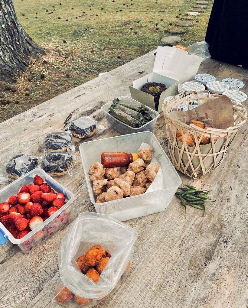 Piknik di Bili Ranch Lembang