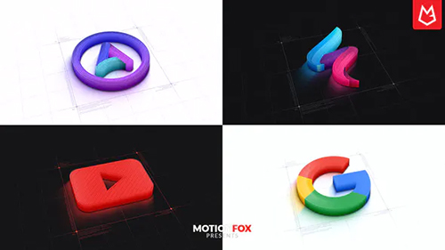 Simple Sketch Logo Reveal v1 32358686 - Project for After Effects (Videohive)