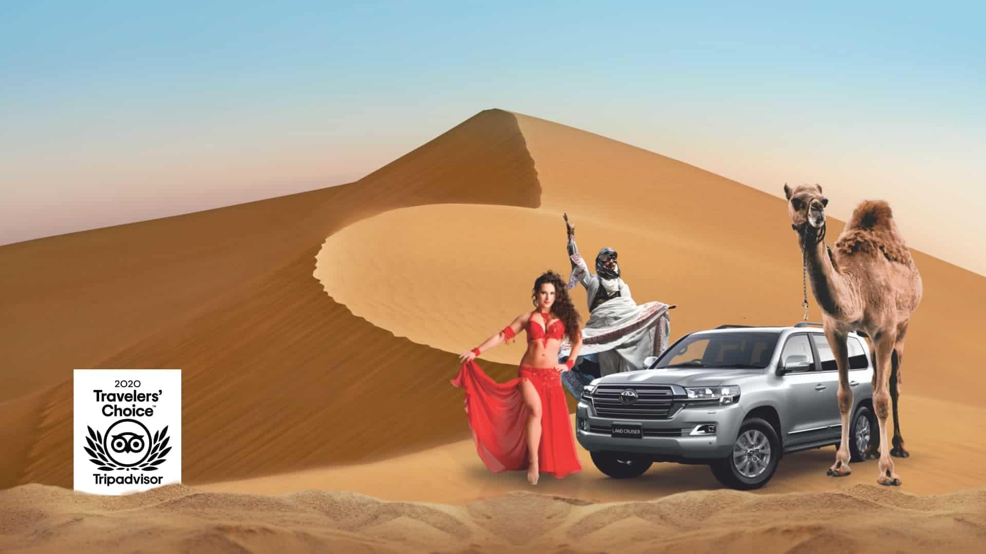 Dubai Provides Great Desert Safari Adventurism