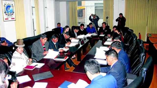 Puno: Asesoría legal del GORE prefiere Gasoducto Sur Peruano