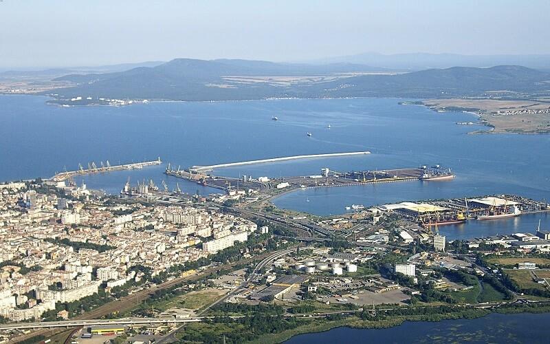 Бургас city photo