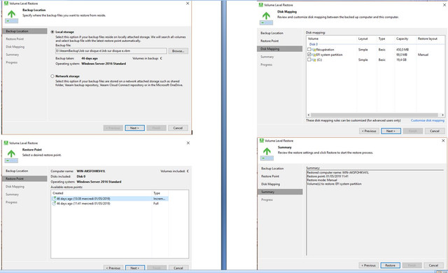 Use Recovery Agent with my own build of WinPE - Veeam Community Forums