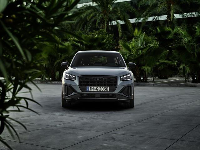 La touche finale : L'Audi Q2 sous une nouvelle forme A205041large