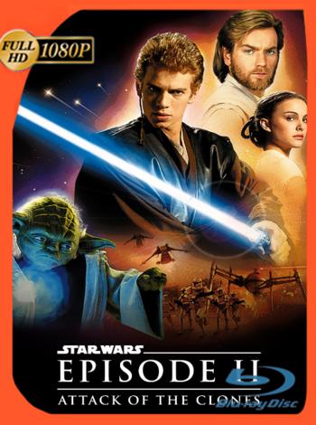 Star Wars: Episodio 2: El Ataque de los Clones (2002) REMASTERED BDRip [1080p] Latino [GoogleDrive] [zgnrips]