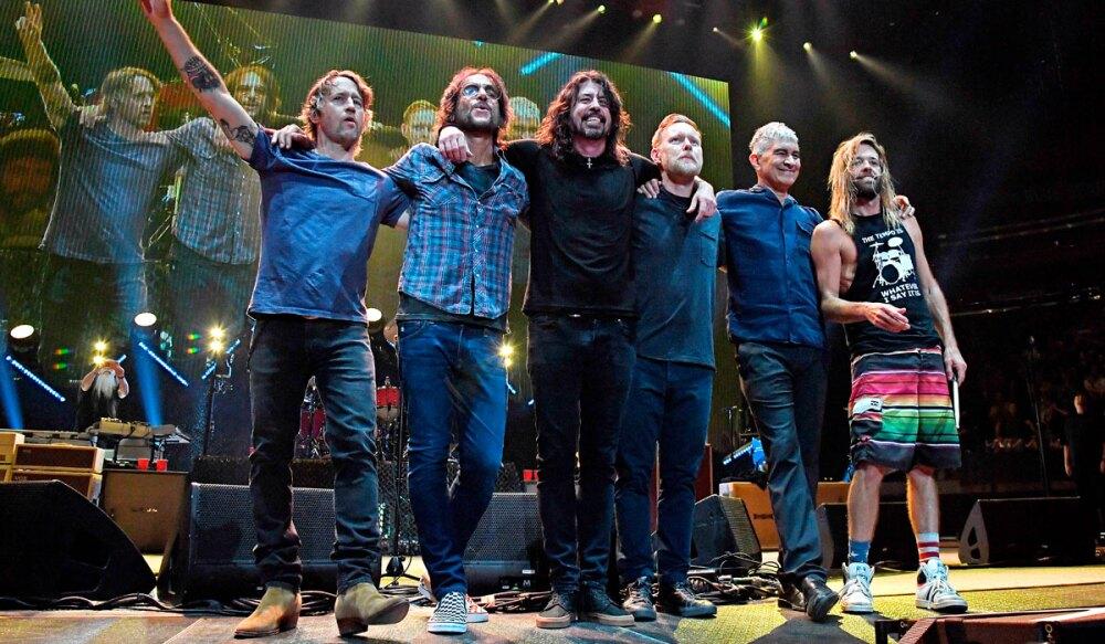 (Vìdeos) Foo Fighters, un broche de oro en el Lollapalooza Chicago: todos los detalles de un cierre inolvidable