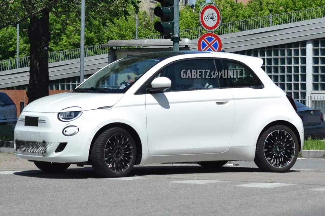 Fiat 500e (2020) 7